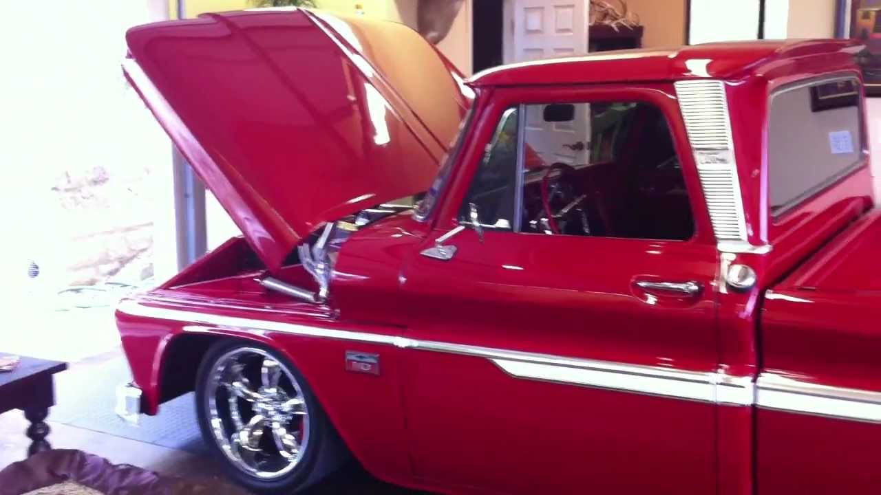 New Chevy Truck >> 1966 Chevy C10 Truck - YouTube