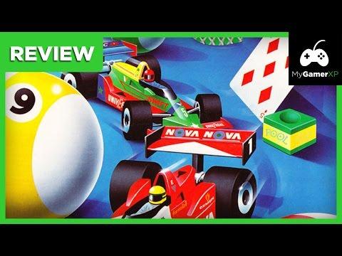 Micro Machines Review - Sega Genesis / Mega Drive