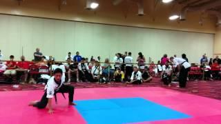 Andrew Samuels - Open Form 14 15 - Chun Kuk Do ITC 2014