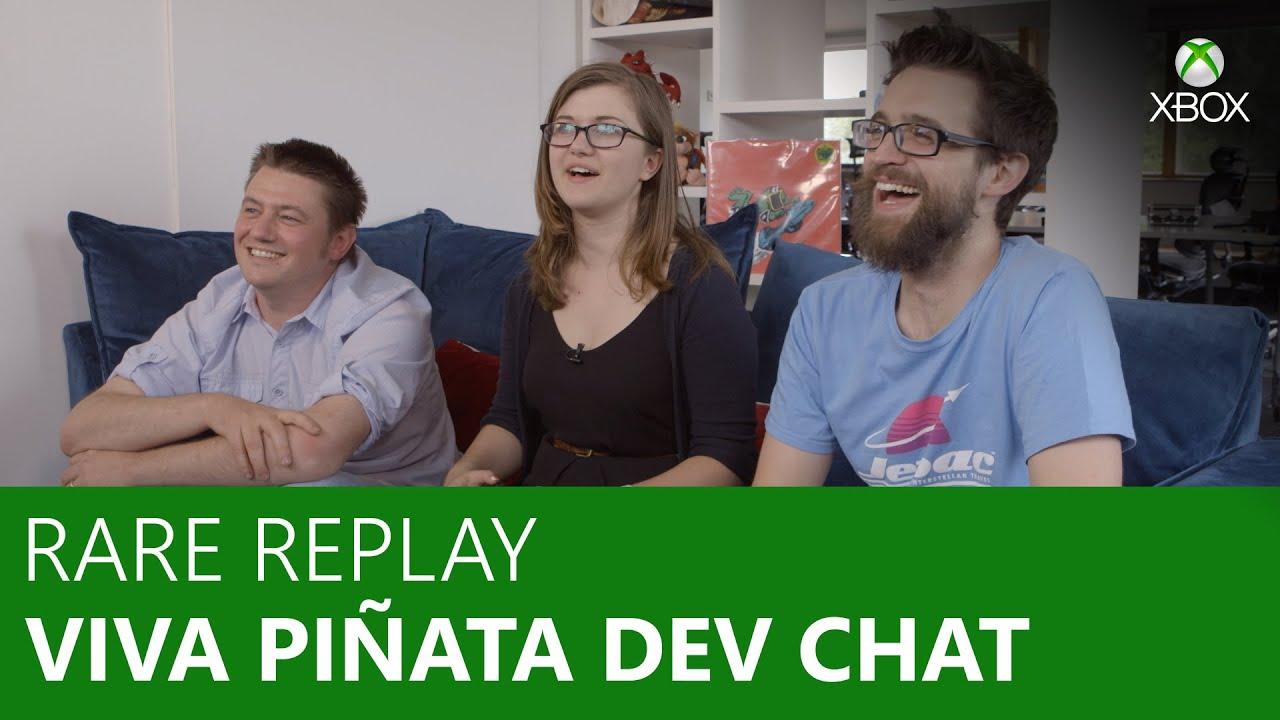 A look at Viva Pinata's development before Rare Replay