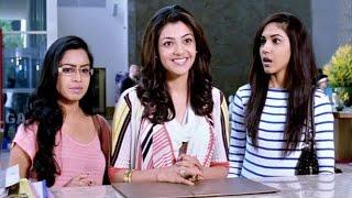 telugu comedy zone tanikella bharani blood donating scene kajal aggarwal