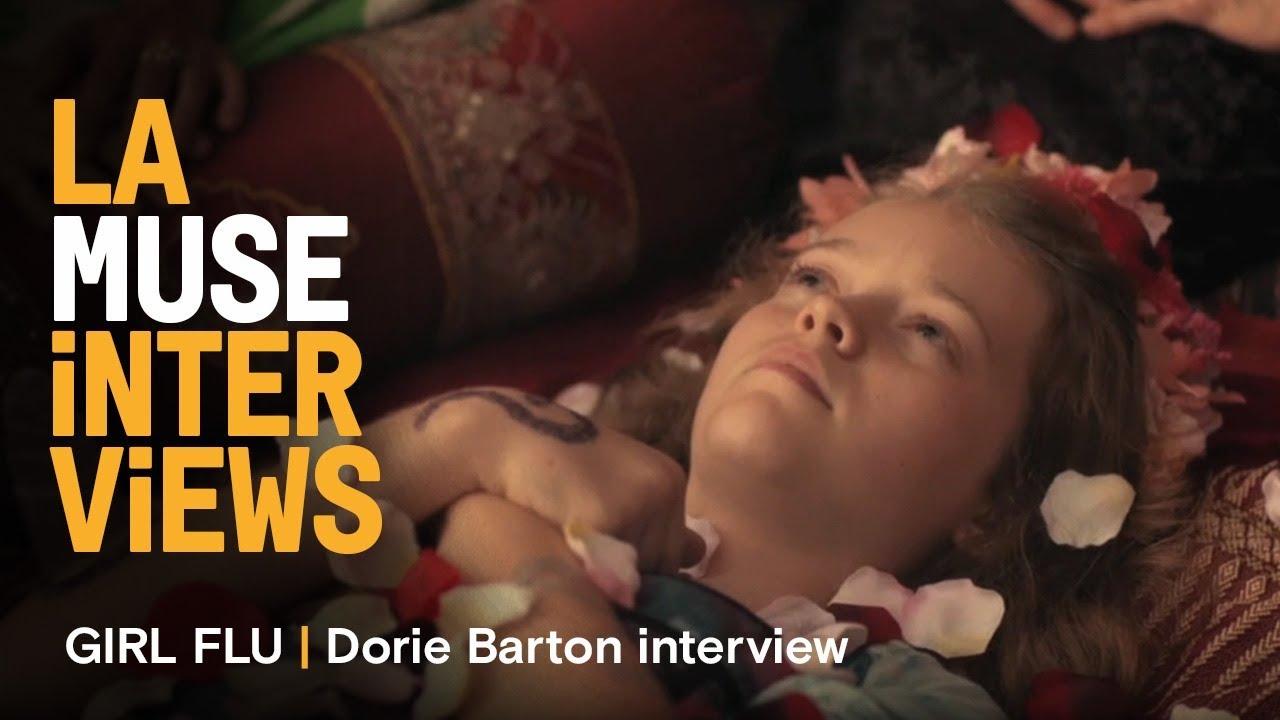 GIRL FLU.   Dorie Barton interview   LA Muse 2016