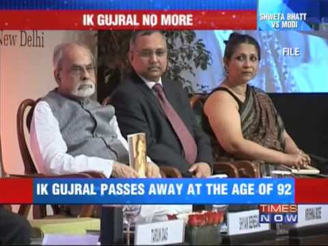 Fmr PM IK Gujral passes away