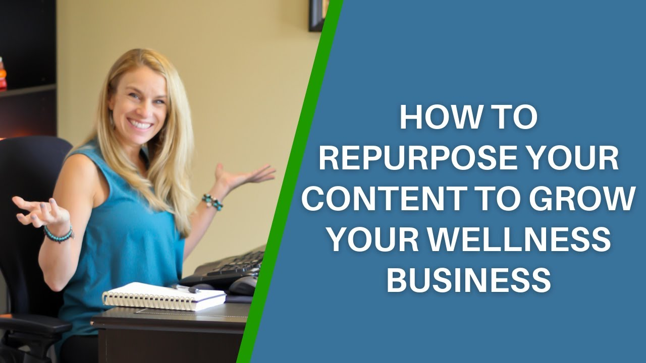 How To Repurpose Your Content To Save Time and Grow Your Business