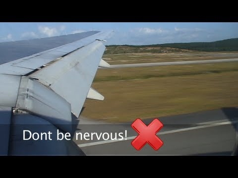 How to fly on the Airplane for the first time: Wilbur Sargunaraj