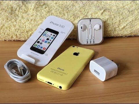 Kết quả hình ảnh cho iPhone 5c 16GB Yellow