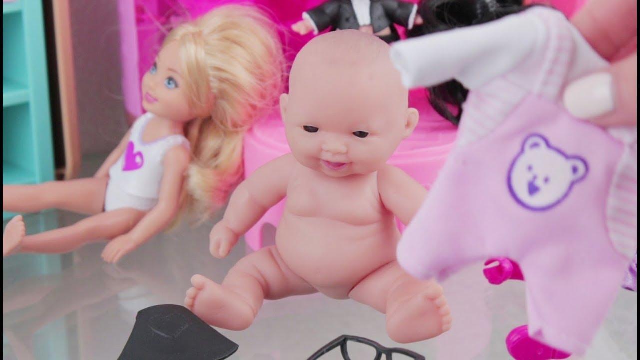 Одеваем Малышку