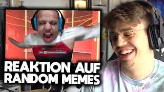 Reaktion auf RANDOM MEMES 😂👌🏼 | Papaplatte Highlights