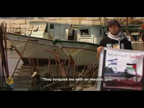 Vittorio Arrigoni Intervista Al Jazeera - Restiamo Umani