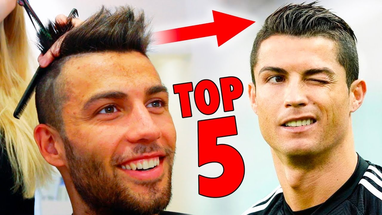 ronaldo style hair top 5 cristiano ronaldo hairstyles best football players 5184