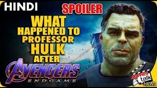 AVENGERS Endgame : Will HULK Return? [Explained In Hindi]