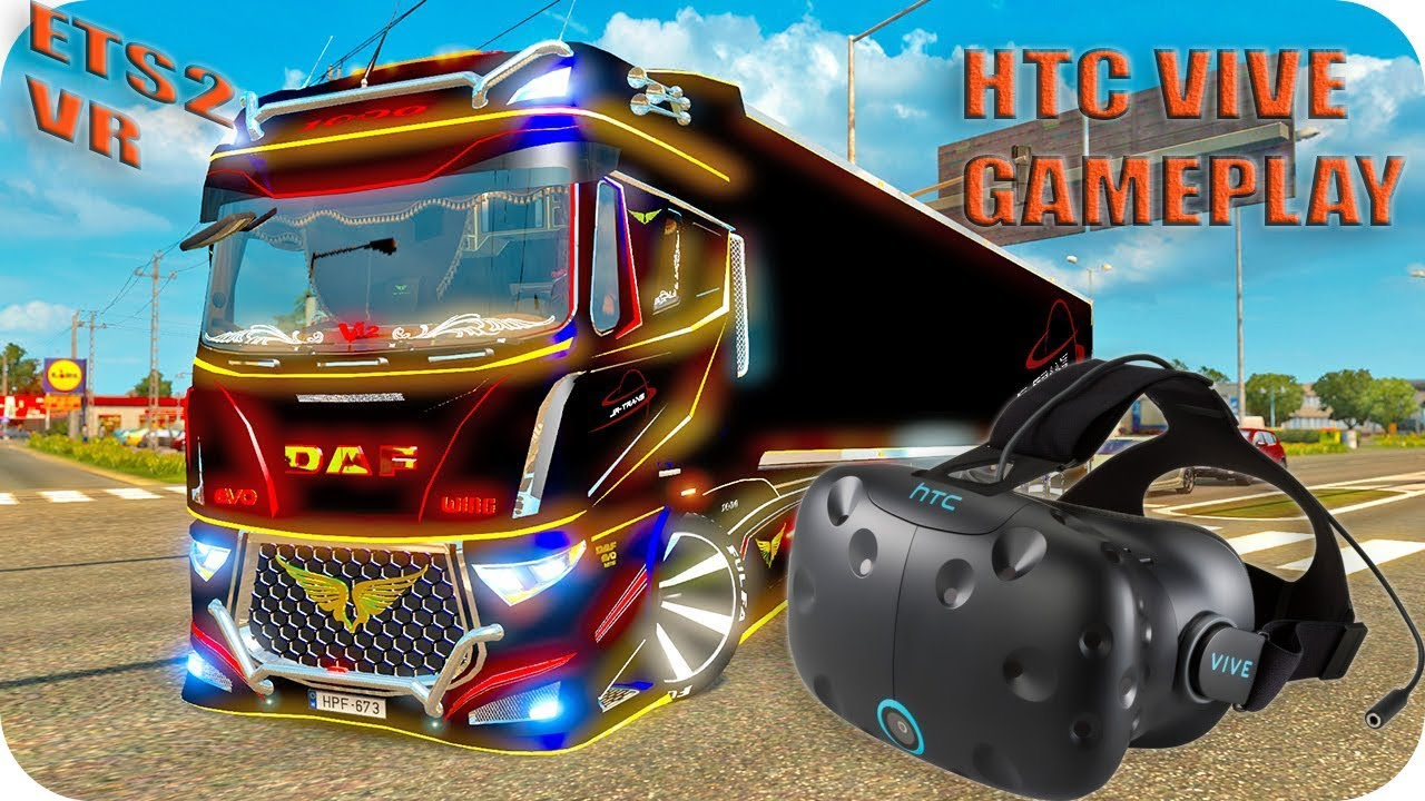 Real Experience VR HTC VIVE Gameplay
