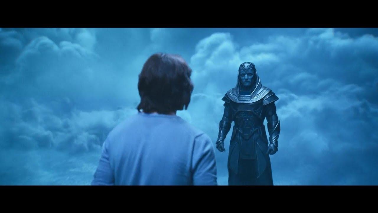 X Men Apocalypse Charles Xavier Vs Apocalypse YouTube