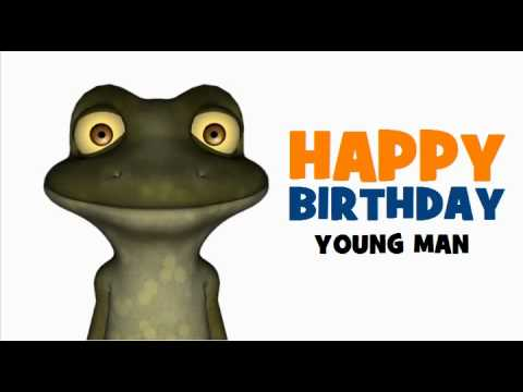 Permalink to Birthday Greetings Young Man