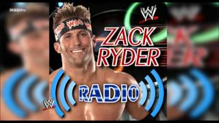 "WWE: ""Radio"" (Zack Ryder) Theme Song + AE (Arena Effect)"