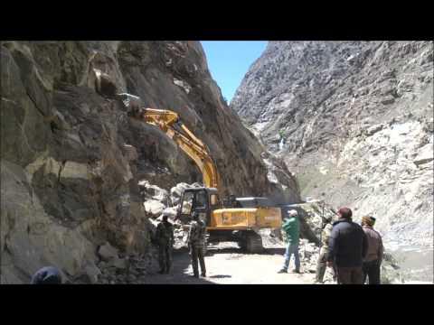 Route la plus dangereuse du monde - Route de l'Himalaya en Inde - 1/3