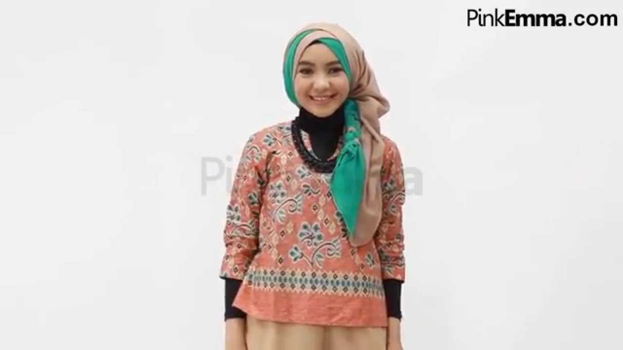 Tutorial Hijab Wisuda YouTube