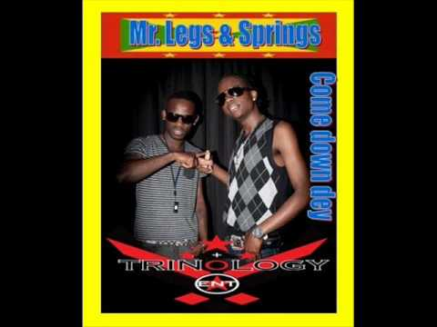 Mr.Legs ft Springs - Come down dey ( Grenada soca 2011 )