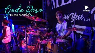 GEDE ROSO [kendang cover] SUNAN KENDANG \\ MELON MUSIC LIVE WIYAYU SONGGON