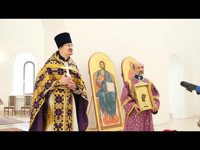 Проповедь отца Александра в неделю Торжества Православия 21.03.2021