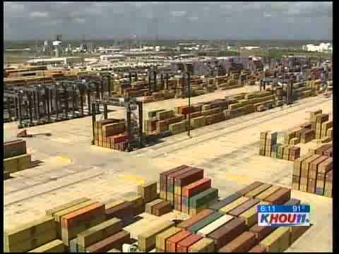 Panama Canal expansion and Houston 2011 | KHOU11 News