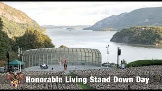 On sept. 9, 2019, west point hosted the honorable living stand down day to showcase that our community is committed eliminating sexual assault and ...