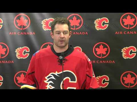 Elliott excited to lead and grow with young Flames