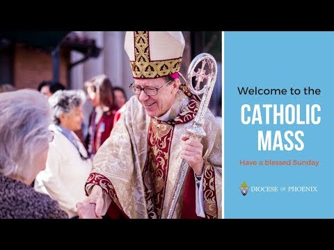 Welcome to the Catholic Mass for October 22 , 2017
