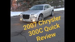 Review of My Chrysler 300C