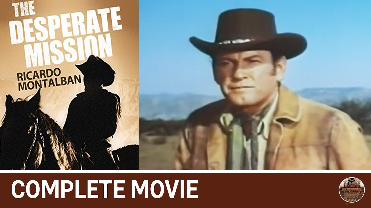The Desperate Mission (Joaquin Murietta) | 1969 Western
