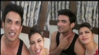 Jacqueline Fernandez Shared Her Last VIDEO WITH Sushant Singh Rajput