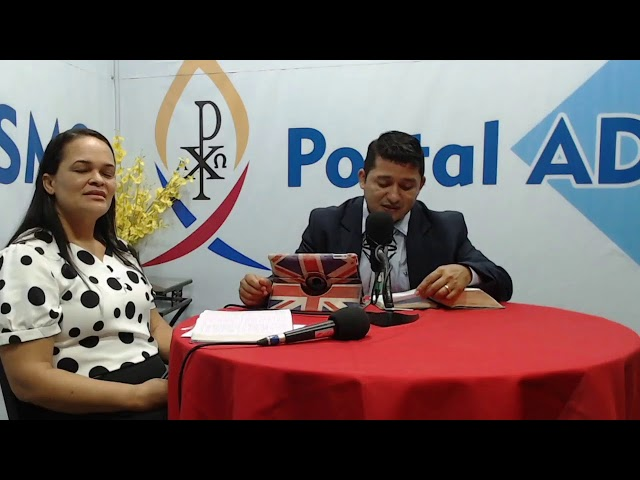 Programa MISSÃO DA ULTIMA HORA - Pb. Gutemberg - 19/10/20