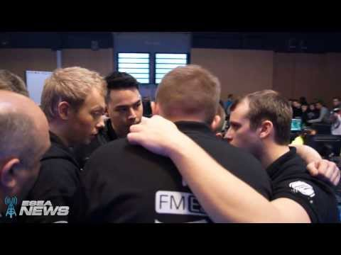 CS:GO Pro Team Huddle and Communication with fm.TOXiC @ ESWC 2013