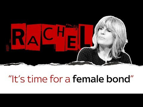 Rachel Johnson: A female James Bond