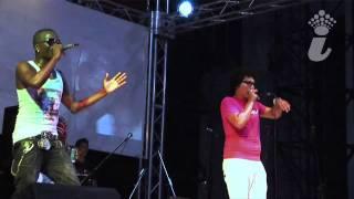 """""""Se Extraña"""" Ft. Kola Loka En Vivo Cierre de Carnavales 2010"""