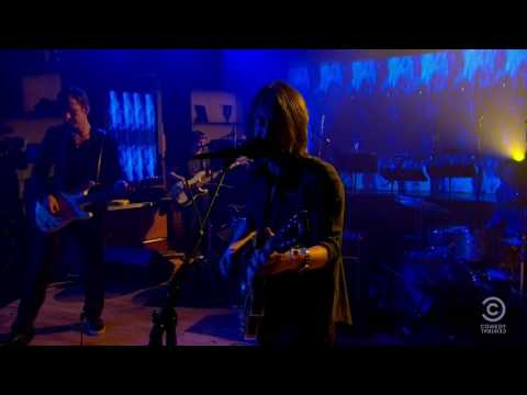 Radiohead - Little By Little (Colbert Report 09/26/11) HD