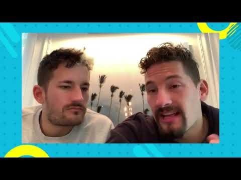Entrevista Mau y Ricky Radio Fantástica