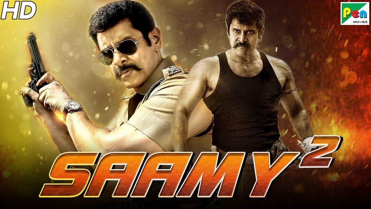 Download Saamy² | Full Hindi Dubbed Movie In 20 Mins | Vikram, Keerthy Suresh, Aishwarya Rajesh