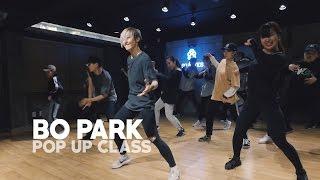 """BO PARK Pop-up Class """"Cool (DJ Sliink Remix)"""""""
