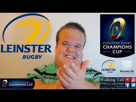 European Champions Cup 2018 Final: Leinster Rugby Vs Racing 92