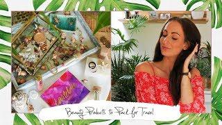 Gambar cover Wat neem ik mee op vakantie? | Cruelty Free Beauty Essentials ☾