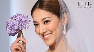 ELLE Wedding 封面人物 : 陳凱琳