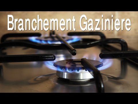 Branchement Gaziniere