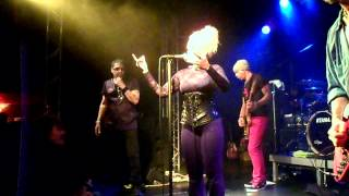 Mothers Finest - Give You All the Love (Inside of Me) - Live im Rex Musiktheater Lorsch 31.5.2012