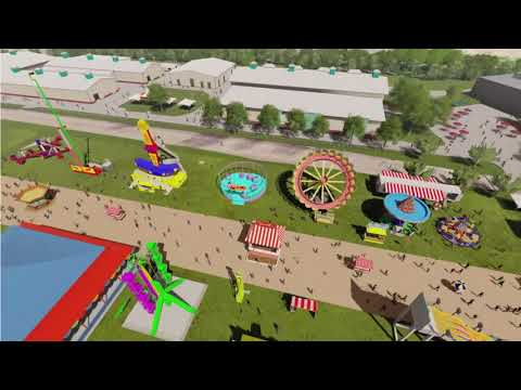 A Video Tour Of The New Jackson County Fair