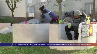 Yvelines | La compagnie des contraires continue d'égayer Chanteloup-les-Vignes