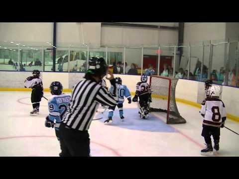 2013 Hershey Labor Day Piedmont Predators Mite B Game 3