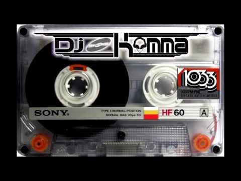 Cosmo Estereo 103.3 F.M. / Disc-Jockey en el Estudio / 1987