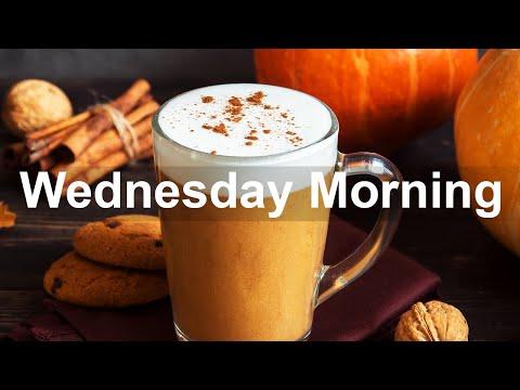 Wednesday Morning Jazz - Cozy September Mood Bossa Nova Jazz Music