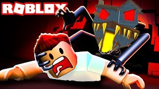 САМЫЙ СТРАШНЫЙ Дом в ROBLOX Дом страха приведение зомби в Роблокс побег из дома мульт герой от КИДА